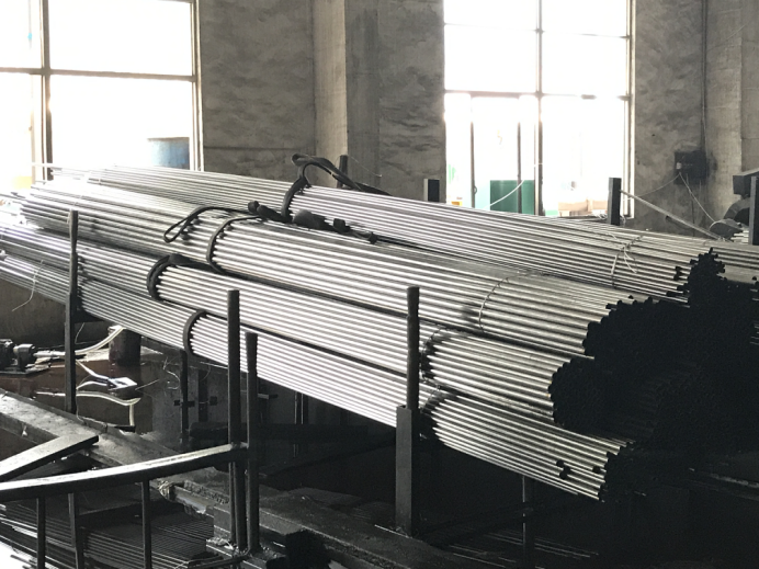 steel pipe manufacturer SAE4130 Alloy cold rolled tube
